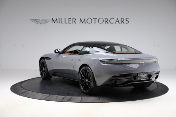 New 2020 Aston Martin DB11 V12 AMR for sale $263,561 at Alfa Romeo of Greenwich in Greenwich CT 06830 4