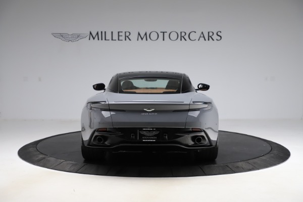 New 2020 Aston Martin DB11 V12 AMR for sale $263,561 at Alfa Romeo of Greenwich in Greenwich CT 06830 5