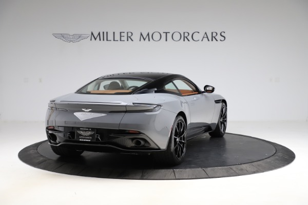 New 2020 Aston Martin DB11 V12 AMR for sale $263,561 at Alfa Romeo of Greenwich in Greenwich CT 06830 6