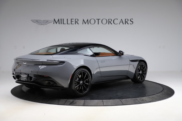 New 2020 Aston Martin DB11 V12 AMR for sale $263,561 at Alfa Romeo of Greenwich in Greenwich CT 06830 7