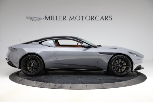 New 2020 Aston Martin DB11 AMR for sale $263,561 at Alfa Romeo of Greenwich in Greenwich CT 06830 8