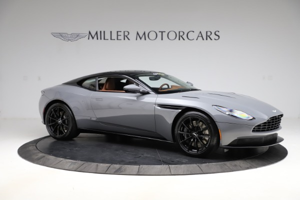 New 2020 Aston Martin DB11 AMR for sale $263,561 at Alfa Romeo of Greenwich in Greenwich CT 06830 9