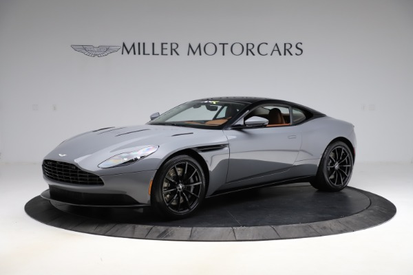 New 2020 Aston Martin DB11 V12 AMR for sale $263,561 at Alfa Romeo of Greenwich in Greenwich CT 06830 1