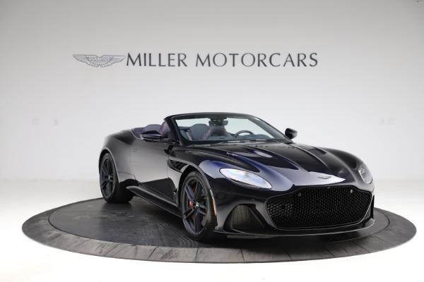 New 2021 Aston Martin DBS Superleggera Volante Convertible for sale $402,286 at Alfa Romeo of Greenwich in Greenwich CT 06830 10