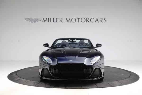 New 2021 Aston Martin DBS Superleggera Volante Convertible for sale $402,286 at Alfa Romeo of Greenwich in Greenwich CT 06830 11