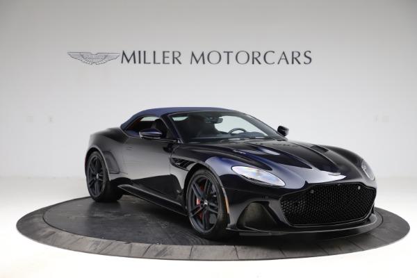 New 2021 Aston Martin DBS Superleggera Volante Convertible for sale $402,286 at Alfa Romeo of Greenwich in Greenwich CT 06830 14