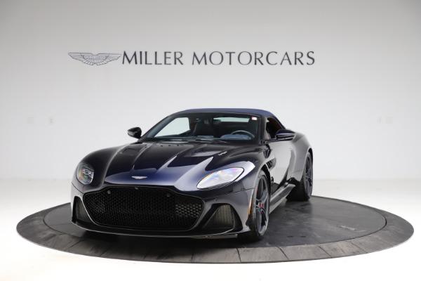 New 2021 Aston Martin DBS Superleggera Volante Convertible for sale $402,286 at Alfa Romeo of Greenwich in Greenwich CT 06830 15