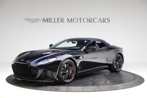 New 2021 Aston Martin DBS Superleggera Volante Convertible for sale $402,286 at Alfa Romeo of Greenwich in Greenwich CT 06830 16