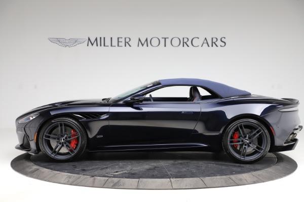 New 2021 Aston Martin DBS Superleggera Volante Convertible for sale $402,286 at Alfa Romeo of Greenwich in Greenwich CT 06830 17