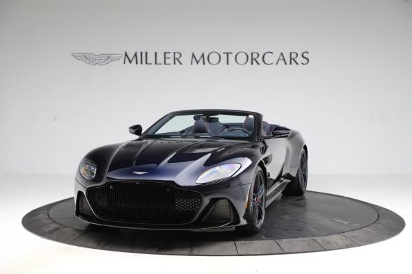 New 2021 Aston Martin DBS Superleggera Volante Convertible for sale $402,286 at Alfa Romeo of Greenwich in Greenwich CT 06830 18
