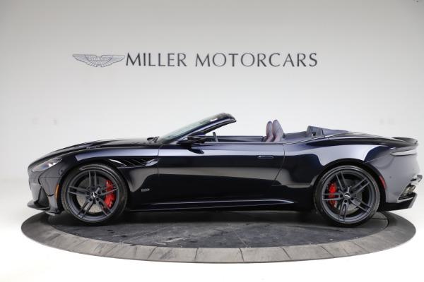 New 2021 Aston Martin DBS Superleggera Volante Convertible for sale $402,286 at Alfa Romeo of Greenwich in Greenwich CT 06830 2