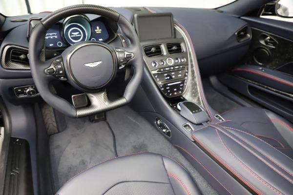 New 2021 Aston Martin DBS Superleggera Volante Convertible for sale $402,286 at Alfa Romeo of Greenwich in Greenwich CT 06830 20