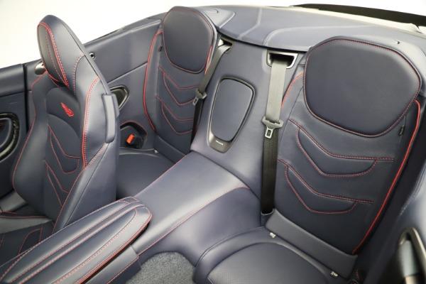 New 2021 Aston Martin DBS Superleggera Volante Convertible for sale $402,286 at Alfa Romeo of Greenwich in Greenwich CT 06830 22