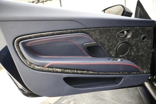 New 2021 Aston Martin DBS Superleggera Volante Convertible for sale $402,286 at Alfa Romeo of Greenwich in Greenwich CT 06830 23