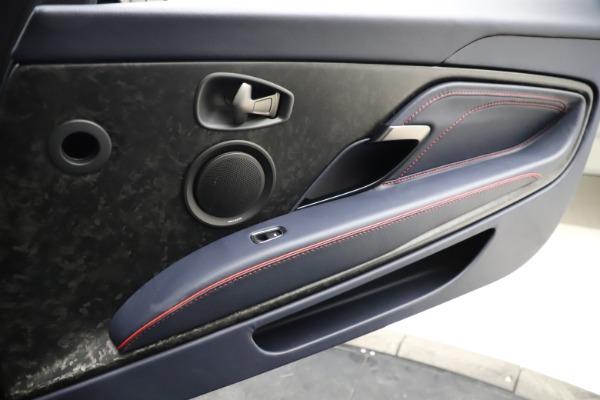 New 2021 Aston Martin DBS Superleggera Volante Convertible for sale $402,286 at Alfa Romeo of Greenwich in Greenwich CT 06830 25