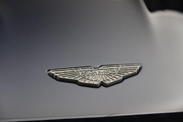 New 2021 Aston Martin DBS Superleggera Volante Convertible for sale $402,286 at Alfa Romeo of Greenwich in Greenwich CT 06830 28