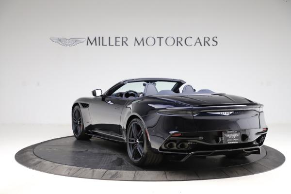 New 2021 Aston Martin DBS Superleggera Volante Convertible for sale $402,286 at Alfa Romeo of Greenwich in Greenwich CT 06830 4