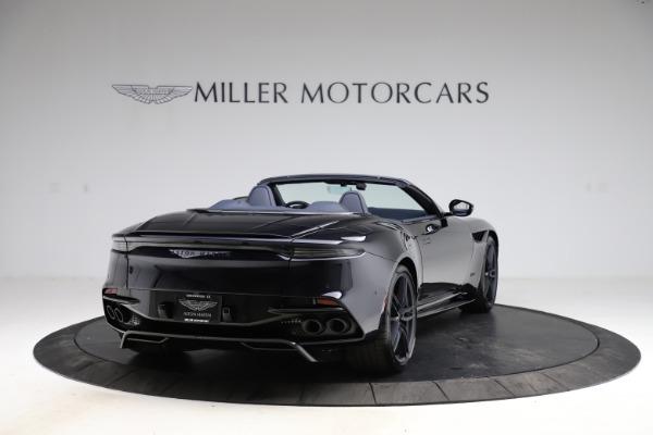 New 2021 Aston Martin DBS Superleggera Volante Convertible for sale $402,286 at Alfa Romeo of Greenwich in Greenwich CT 06830 6
