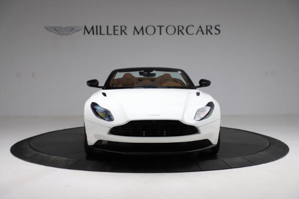 New 2021 Aston Martin DB11 Volante for sale $269,486 at Alfa Romeo of Greenwich in Greenwich CT 06830 11