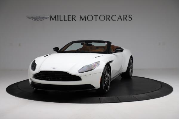 New 2021 Aston Martin DB11 Volante for sale $269,486 at Alfa Romeo of Greenwich in Greenwich CT 06830 12