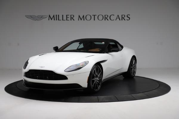 New 2021 Aston Martin DB11 Volante for sale $269,486 at Alfa Romeo of Greenwich in Greenwich CT 06830 13