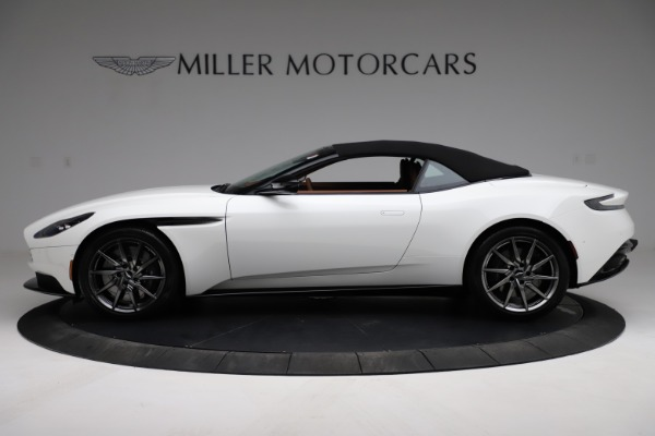 New 2021 Aston Martin DB11 Volante for sale $269,486 at Alfa Romeo of Greenwich in Greenwich CT 06830 14