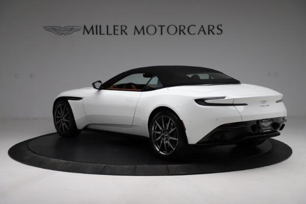 New 2021 Aston Martin DB11 Volante for sale $269,486 at Alfa Romeo of Greenwich in Greenwich CT 06830 15