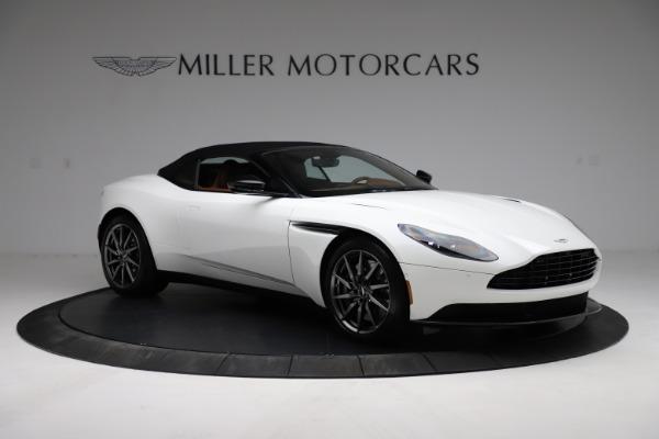 New 2021 Aston Martin DB11 Volante for sale $269,486 at Alfa Romeo of Greenwich in Greenwich CT 06830 18
