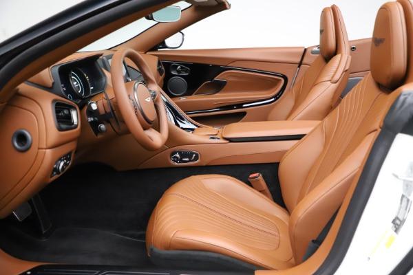 New 2021 Aston Martin DB11 Volante for sale $269,486 at Alfa Romeo of Greenwich in Greenwich CT 06830 19