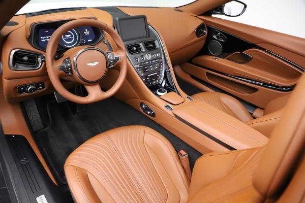 New 2021 Aston Martin DB11 Volante for sale $269,486 at Alfa Romeo of Greenwich in Greenwich CT 06830 20