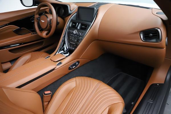 New 2021 Aston Martin DB11 Volante for sale $269,486 at Alfa Romeo of Greenwich in Greenwich CT 06830 24