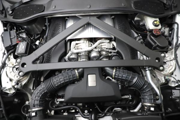 New 2021 Aston Martin DB11 Volante for sale $269,486 at Alfa Romeo of Greenwich in Greenwich CT 06830 28