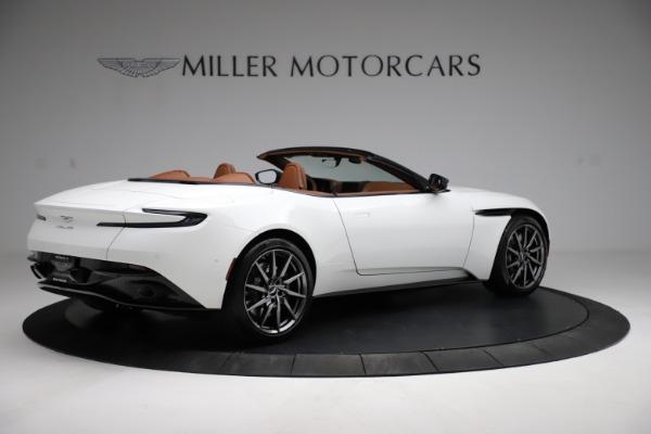 New 2021 Aston Martin DB11 Volante for sale $269,486 at Alfa Romeo of Greenwich in Greenwich CT 06830 7