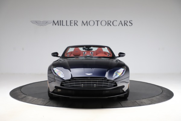 New 2021 Aston Martin DB11 Volante Convertible for sale $261,486 at Alfa Romeo of Greenwich in Greenwich CT 06830 11