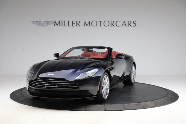 New 2021 Aston Martin DB11 Volante Convertible for sale $261,486 at Alfa Romeo of Greenwich in Greenwich CT 06830 12