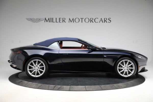 New 2021 Aston Martin DB11 Volante Convertible for sale $261,486 at Alfa Romeo of Greenwich in Greenwich CT 06830 23