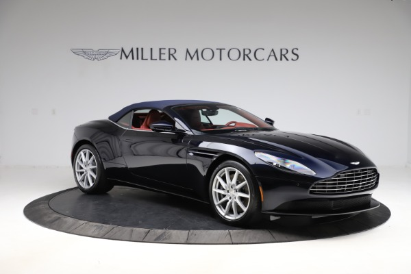 New 2021 Aston Martin DB11 Volante Convertible for sale $261,486 at Alfa Romeo of Greenwich in Greenwich CT 06830 24