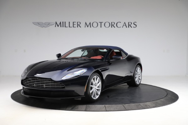 New 2021 Aston Martin DB11 Volante Convertible for sale $261,486 at Alfa Romeo of Greenwich in Greenwich CT 06830 25
