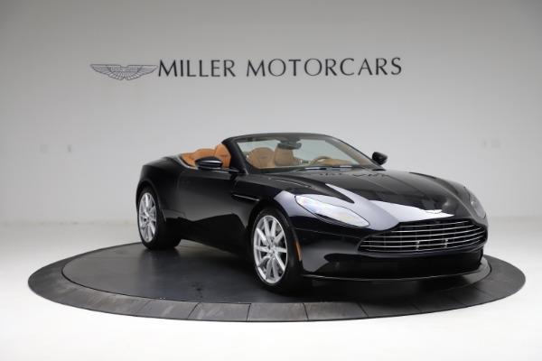 New 2021 Aston Martin DB11 Volante for sale $265,186 at Alfa Romeo of Greenwich in Greenwich CT 06830 10