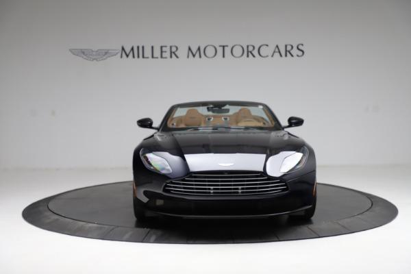 New 2021 Aston Martin DB11 Volante for sale $265,186 at Alfa Romeo of Greenwich in Greenwich CT 06830 11