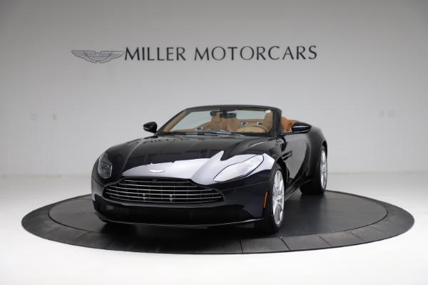 New 2021 Aston Martin DB11 Volante for sale $265,186 at Alfa Romeo of Greenwich in Greenwich CT 06830 12