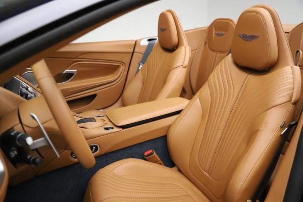 New 2021 Aston Martin DB11 Volante for sale $265,186 at Alfa Romeo of Greenwich in Greenwich CT 06830 14