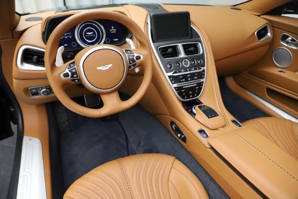 New 2021 Aston Martin DB11 Volante for sale $265,186 at Alfa Romeo of Greenwich in Greenwich CT 06830 15
