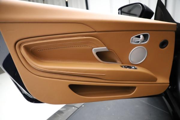 New 2021 Aston Martin DB11 Volante for sale $265,186 at Alfa Romeo of Greenwich in Greenwich CT 06830 16