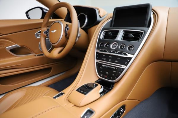 New 2021 Aston Martin DB11 Volante for sale $265,186 at Alfa Romeo of Greenwich in Greenwich CT 06830 18