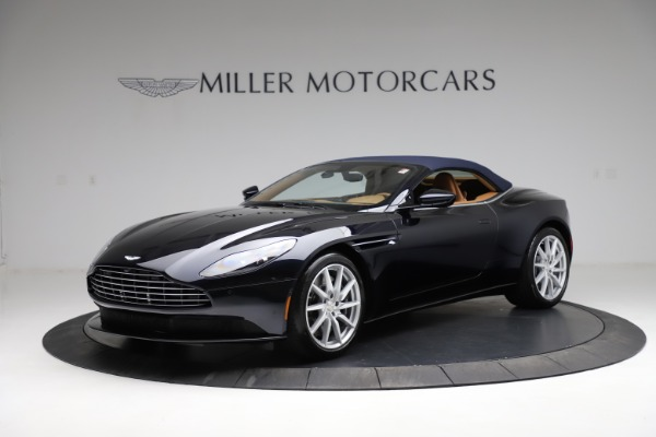 New 2021 Aston Martin DB11 Volante for sale $265,186 at Alfa Romeo of Greenwich in Greenwich CT 06830 20