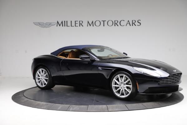 New 2021 Aston Martin DB11 Volante for sale $265,186 at Alfa Romeo of Greenwich in Greenwich CT 06830 23