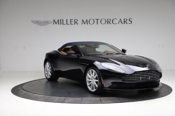 New 2021 Aston Martin DB11 Volante for sale $265,186 at Alfa Romeo of Greenwich in Greenwich CT 06830 24