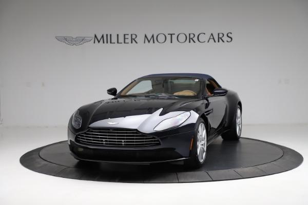 New 2021 Aston Martin DB11 Volante for sale $265,186 at Alfa Romeo of Greenwich in Greenwich CT 06830 25