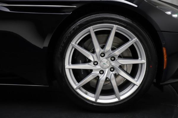 New 2021 Aston Martin DB11 Volante for sale $265,186 at Alfa Romeo of Greenwich in Greenwich CT 06830 26